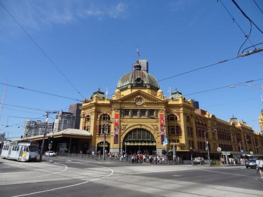 Flinders Street Station Ballroom